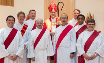 Group of Ordinands